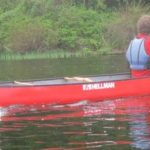 Hellman canoes, recognized for lightweight and strength